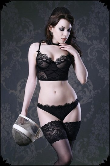 Kiss Me Deadly Lingerie